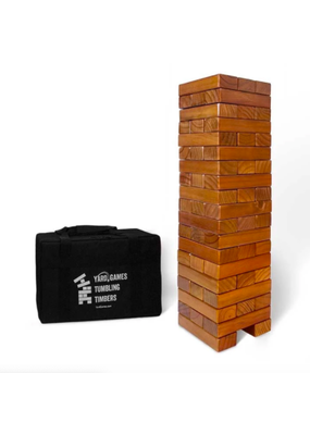 Yard Games Yard Games Giant Tumbling Timbers - Stained