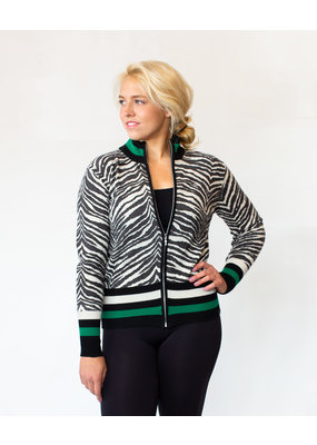 Sanctuary Zebra Jacket