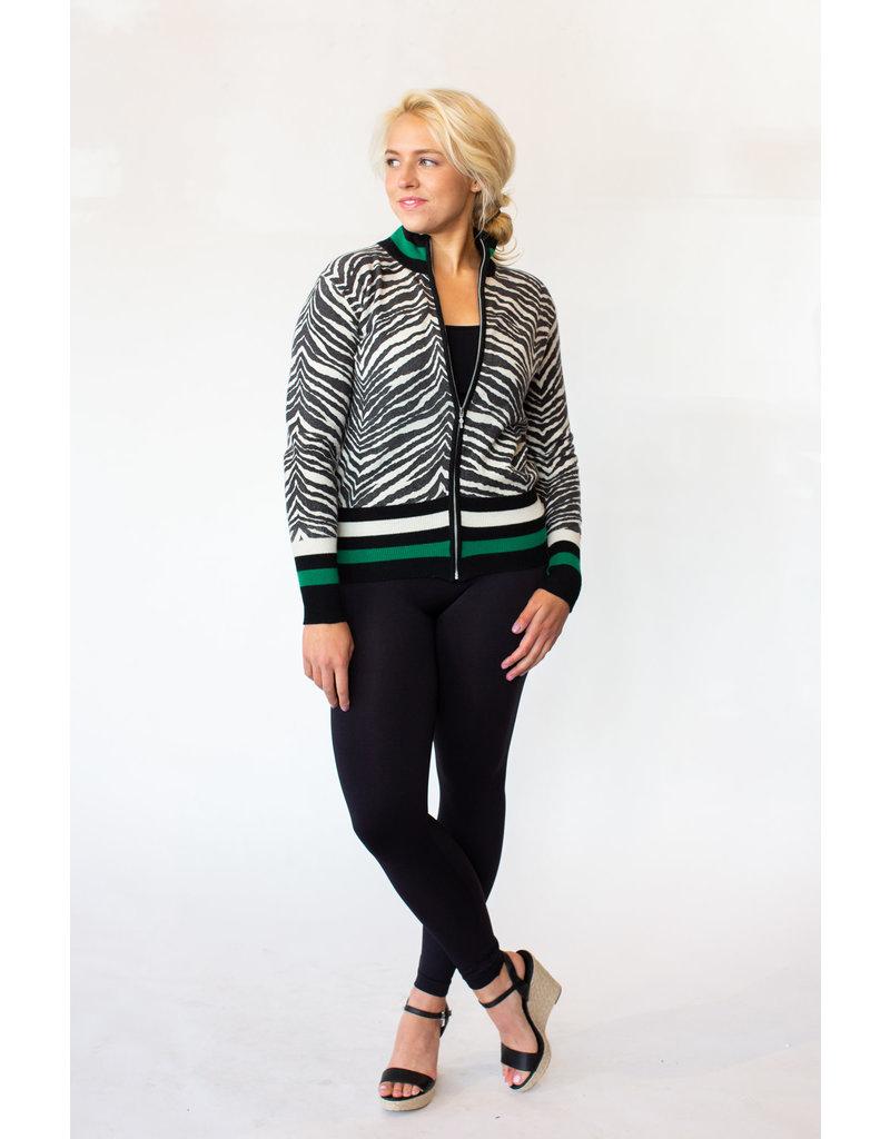 Sanctuary Zebra Jacket