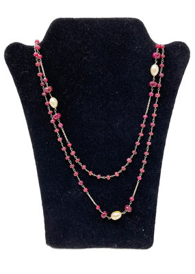 LeLa designs LeLa designs SS Beaded Necklace