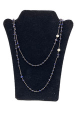 Lela designs SS Beaded Necklace