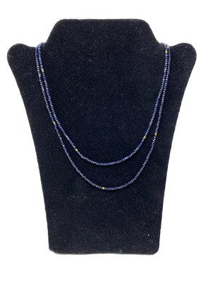 LeLa designs Bl Sapphire g spacers