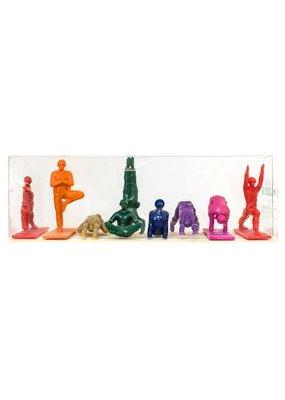 Faire Faire Yoga Joes