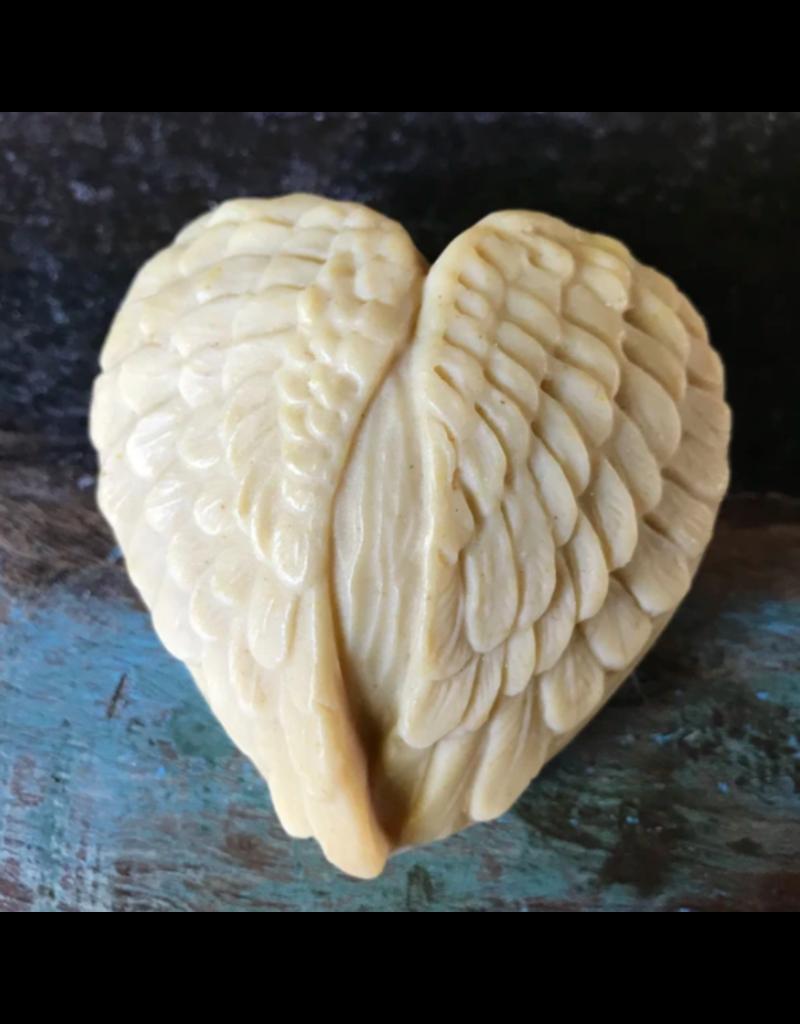 Hippy Sister Heart of Wings Soap