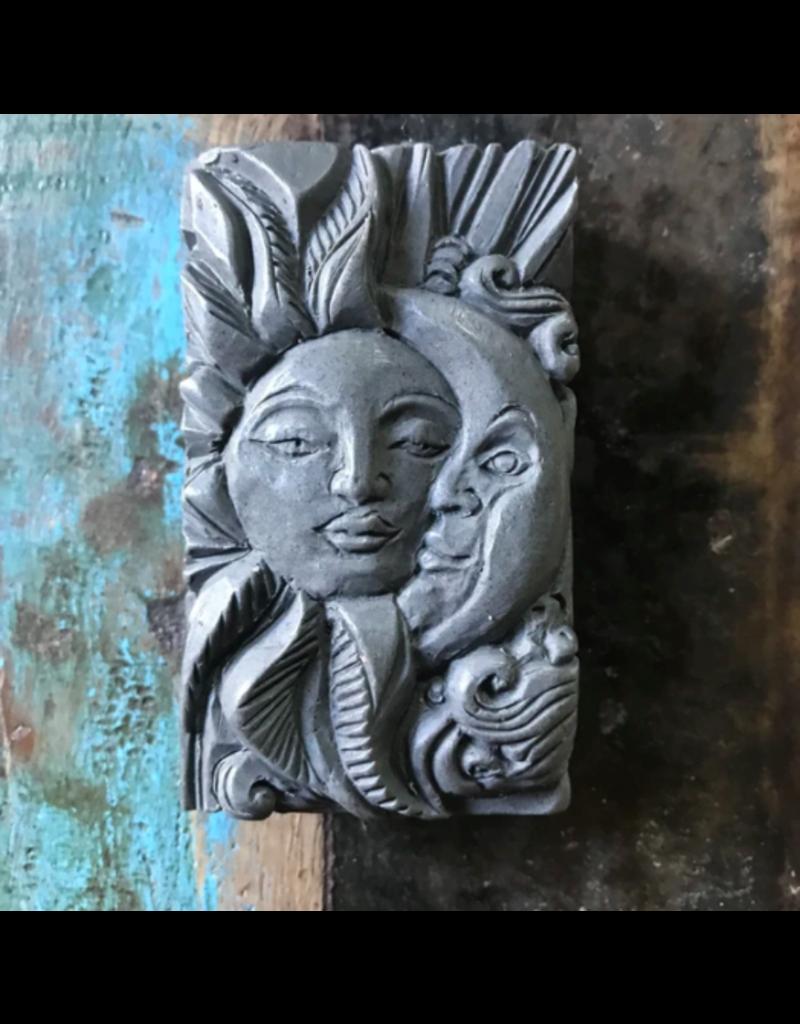 Hippy Sister Celestial Sun and Moon Soap