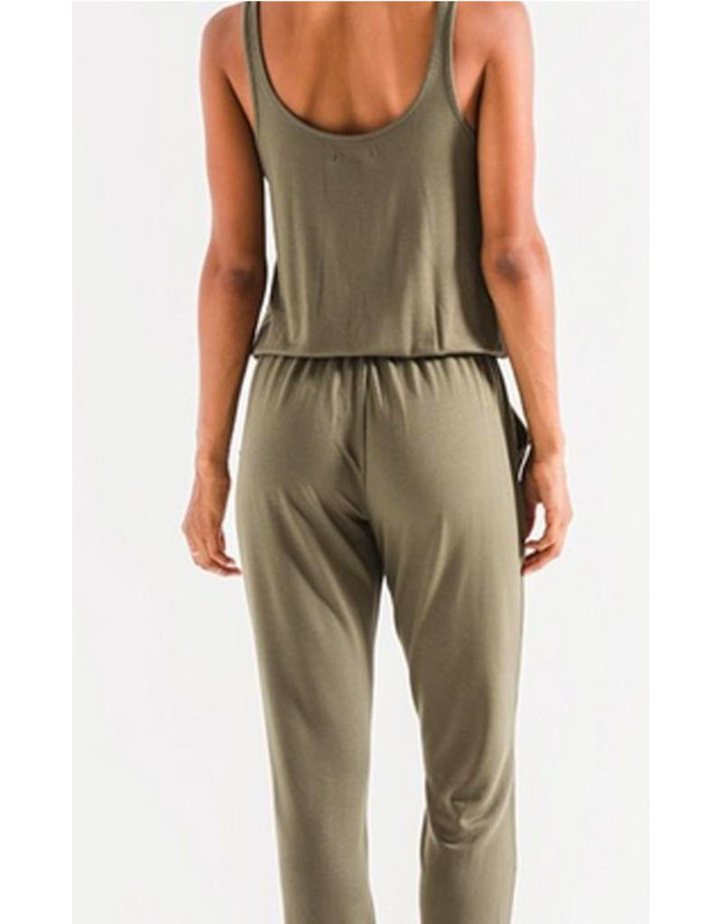 Z Supply Clover Tank Jumpsuit