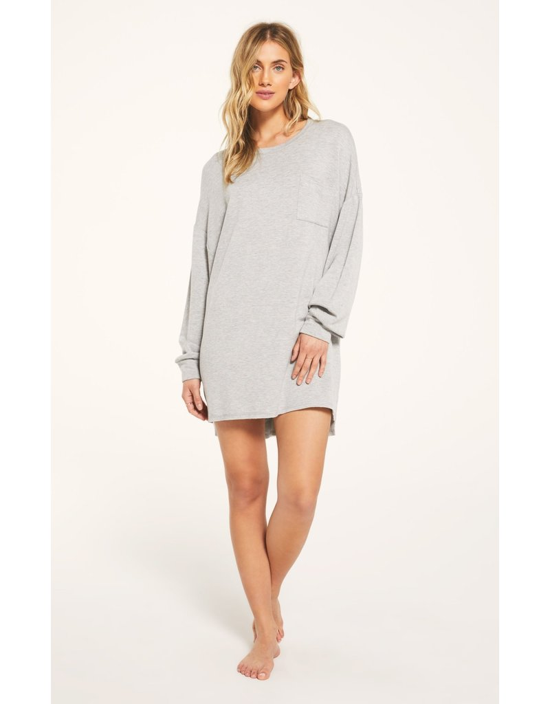 Harper Fleece Dress