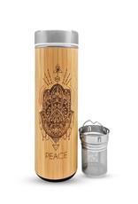 Bhavana Bottle Bhavana Bottle Bamboo H2O Bottle 17.9 oz