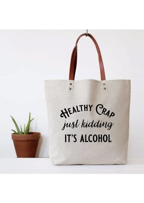 Fun Club Healthy Crap Tote