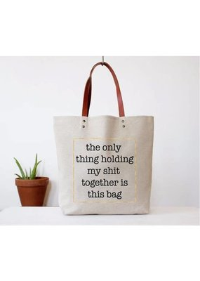 Fun Club Shit Together Tote Bag