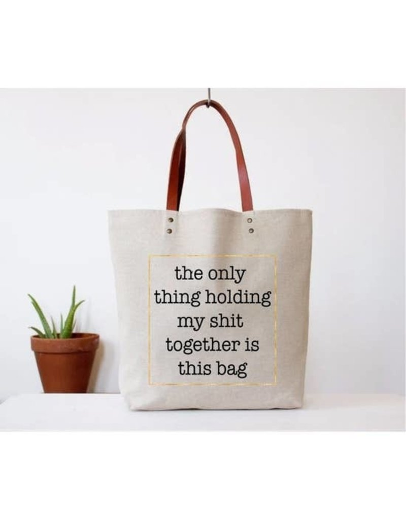 Faire Shit Together Tote Bag