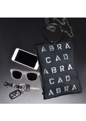 KBD Studio Abracadabra Canvas Ring Purse