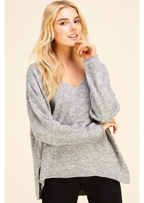 Pinch by Parkland Pinch by Parkland V-Neck Sweater