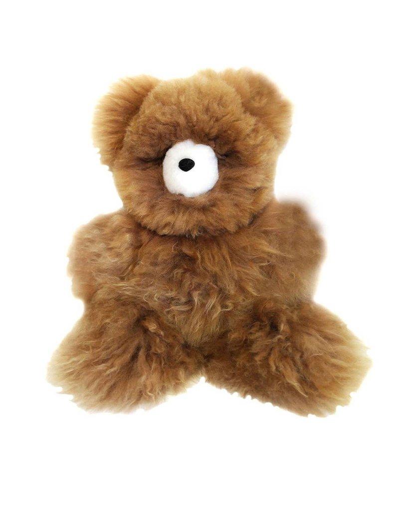 """Shupaca 10"""" Small Alpaca Bear"""