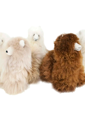"Shupaca 12"" Alpaca Stuffed Animal"