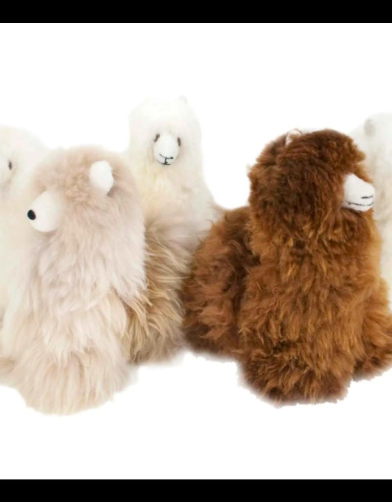 "Shupaca 12"" Alpaca Stuffed Animal"