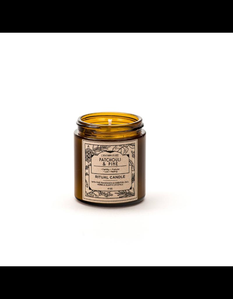 J. Southern Ritual Candle 4oz