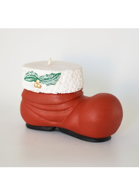 Alo Candles Alo Candles Santa Boot Candle
