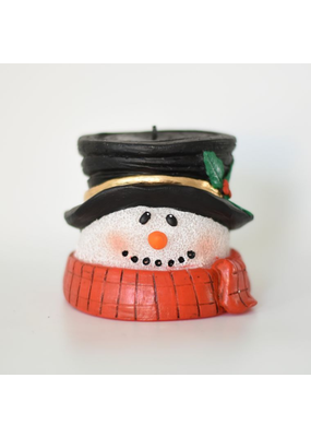 Alo Candles Alo Candles Snowman Candle (Regular Size)