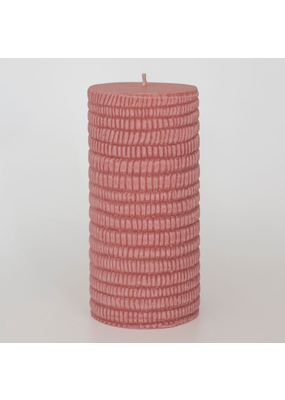 Alo Candles Alo Candles Stone Pattern Candle- Tall