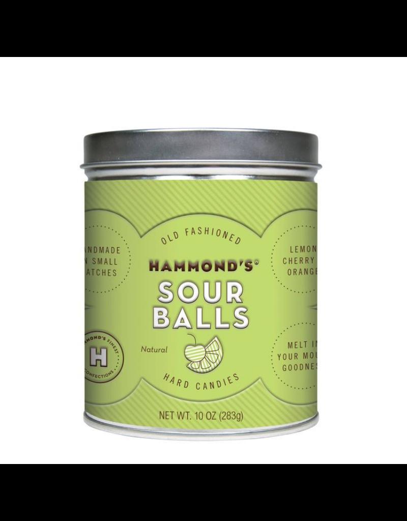 Hammond's Candy Tins