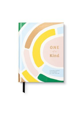 Compendium Inc. One of a Kind Guided Journal