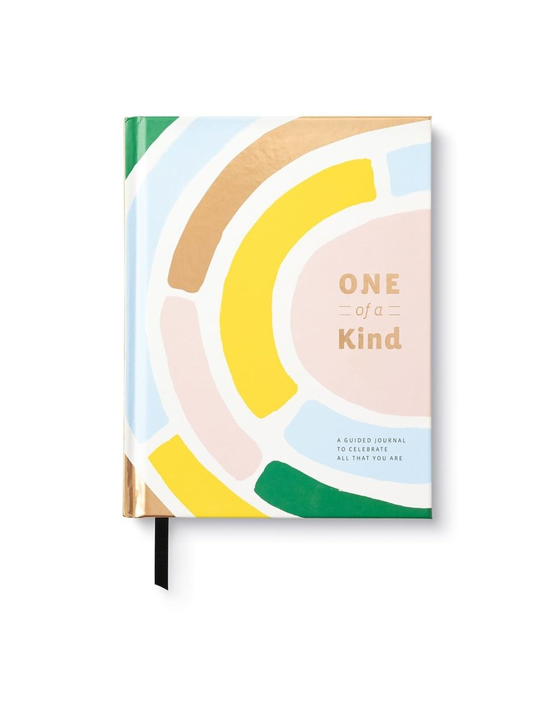 Compendium inc Compendium Inc One of a Kind Guided Journal