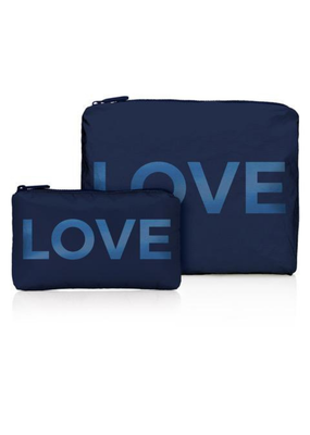 HiLove Two Piece Pouch Set