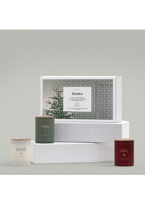 Skandinavisk Onska Mini Candle Set