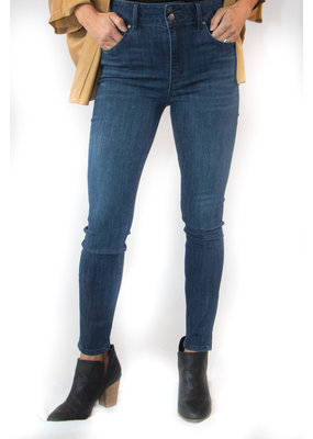 Unpublished Denim Ella Sky-high Rise Skinny in Solar