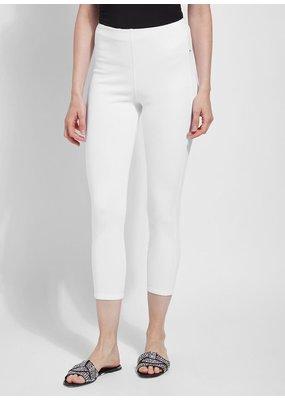 Lysse Toothpick Cargo Pant White