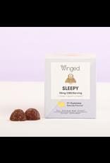 Winged CBD WINGED Sleepy Gummies