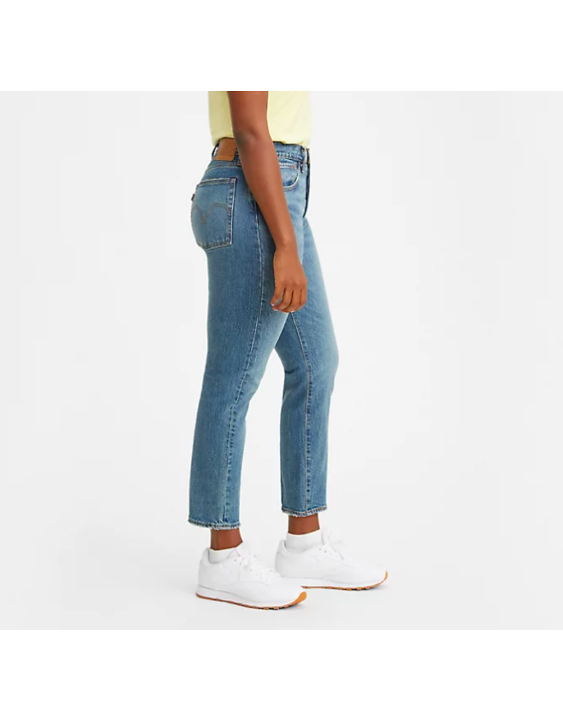 Levi's Wedgie Fit Ankle Jeans