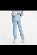 Levi's 501® Original Cropped Womens Jeans Light Wash