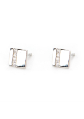Kestan Murphy- 925 Sterling Silver Earring