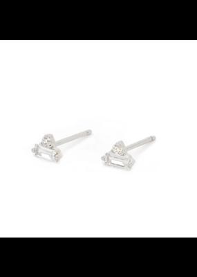 Kestan Pienza - 925 Sterling Silver Earring