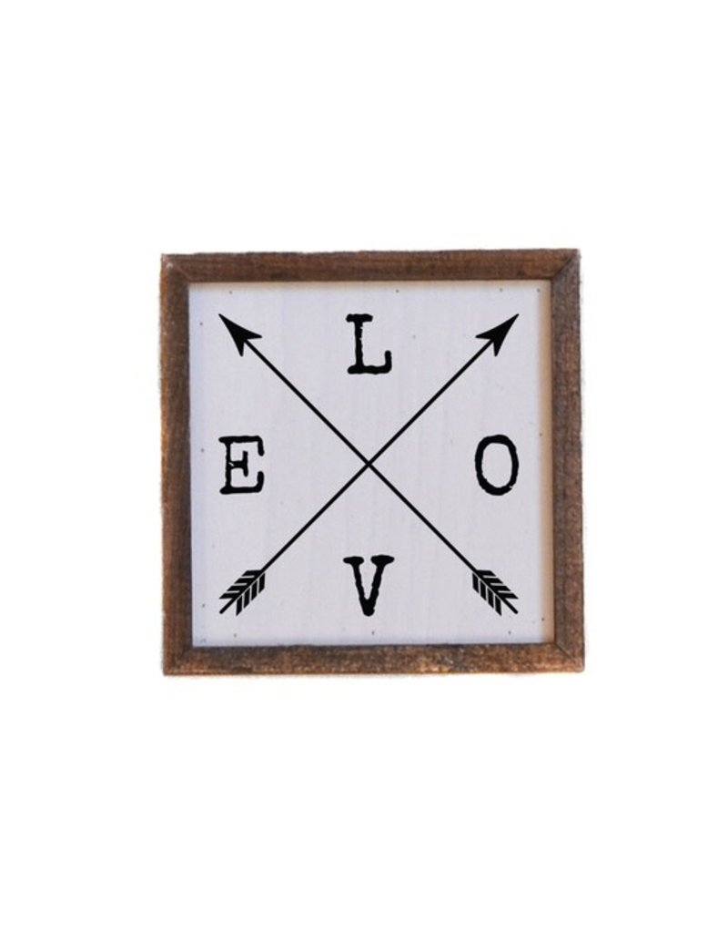 Driftless Studio 6X6 Valentines Day Signs