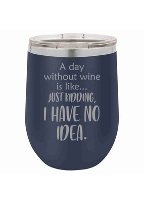 Driftless Studio 16 Oz Insulated Wine Tumbler