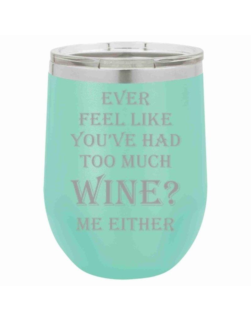 Driftless Studio Wine Mug 12 oz