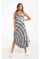Z Supply Reverie Spiral Tie-Dye Dress