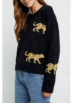 Rails Rails Perci Sweater Black Jungle