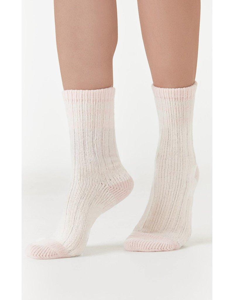 Z Supply Happy Wife Rib Socks