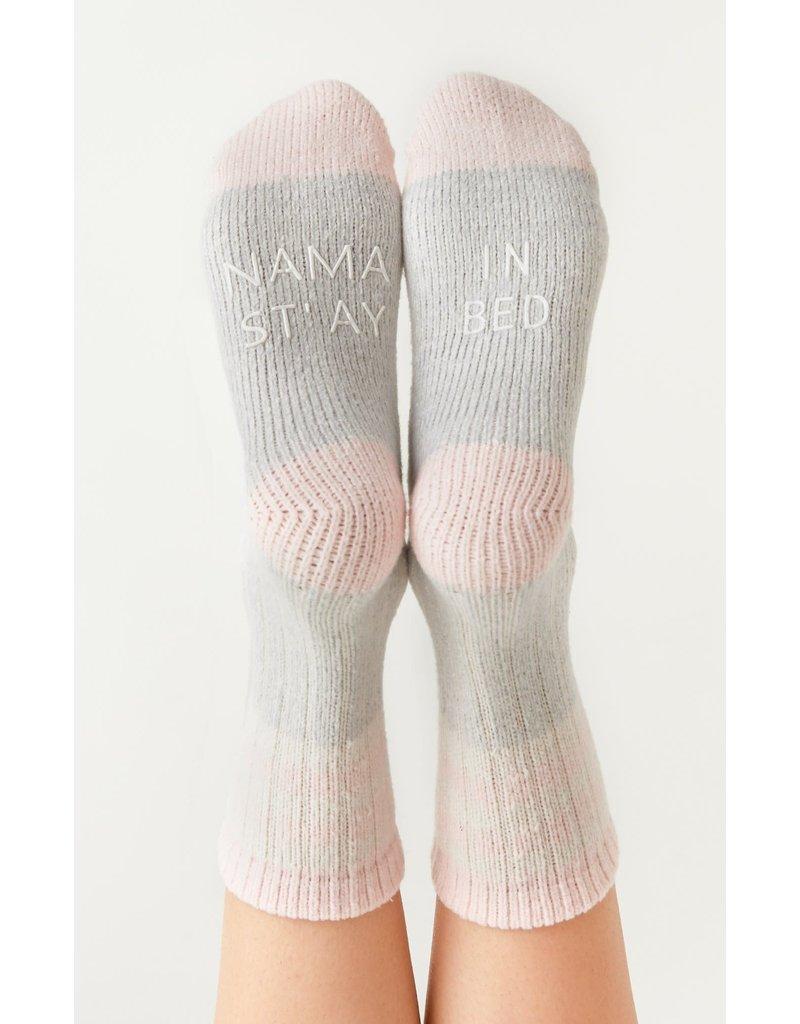 Z Supply Namastay Rib Socks