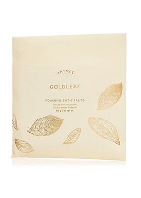 Thymes Foaming Bath Salts