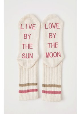 Z Supply Love By Rib Socks
