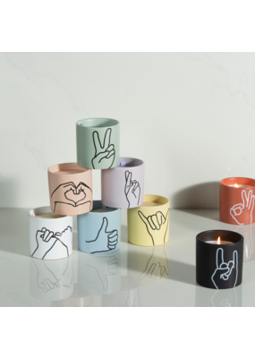 Paddywax Impressions Candles