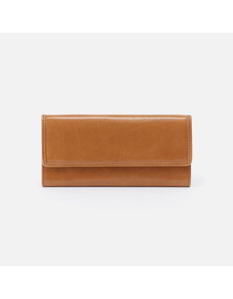 Hobo Bags Ardor Continental Wallet Vintage Hide
