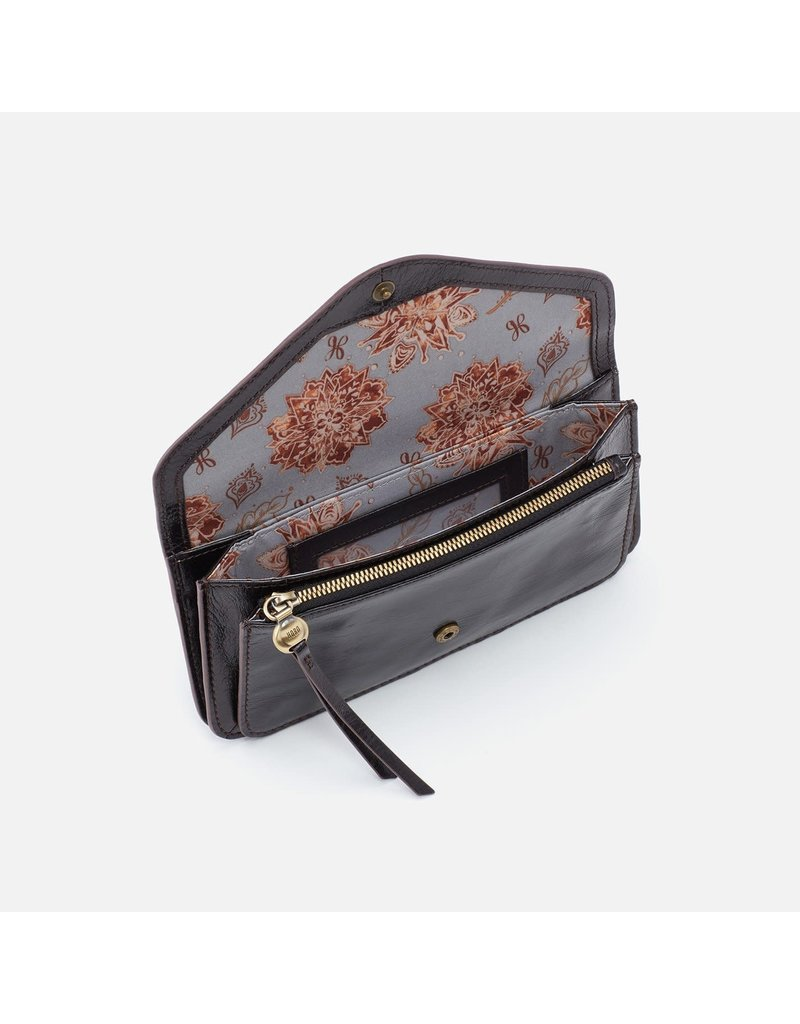 Hobo Bags Ford Continental Wallet Vintage Hide