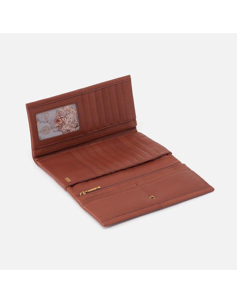 Hobo Bags Keen Continental Wallet Velvet Hide