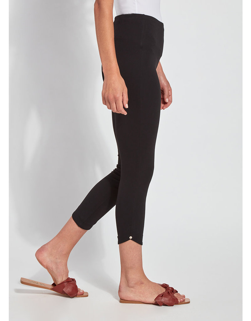 Lysse Jasmyne Crop Legging Black